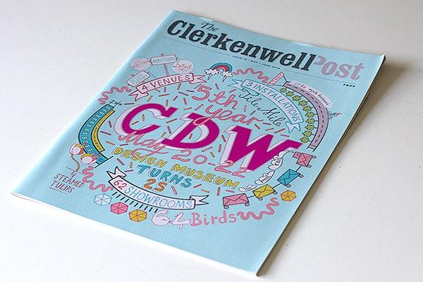 Clerkenwell Post Deyan Sudjic