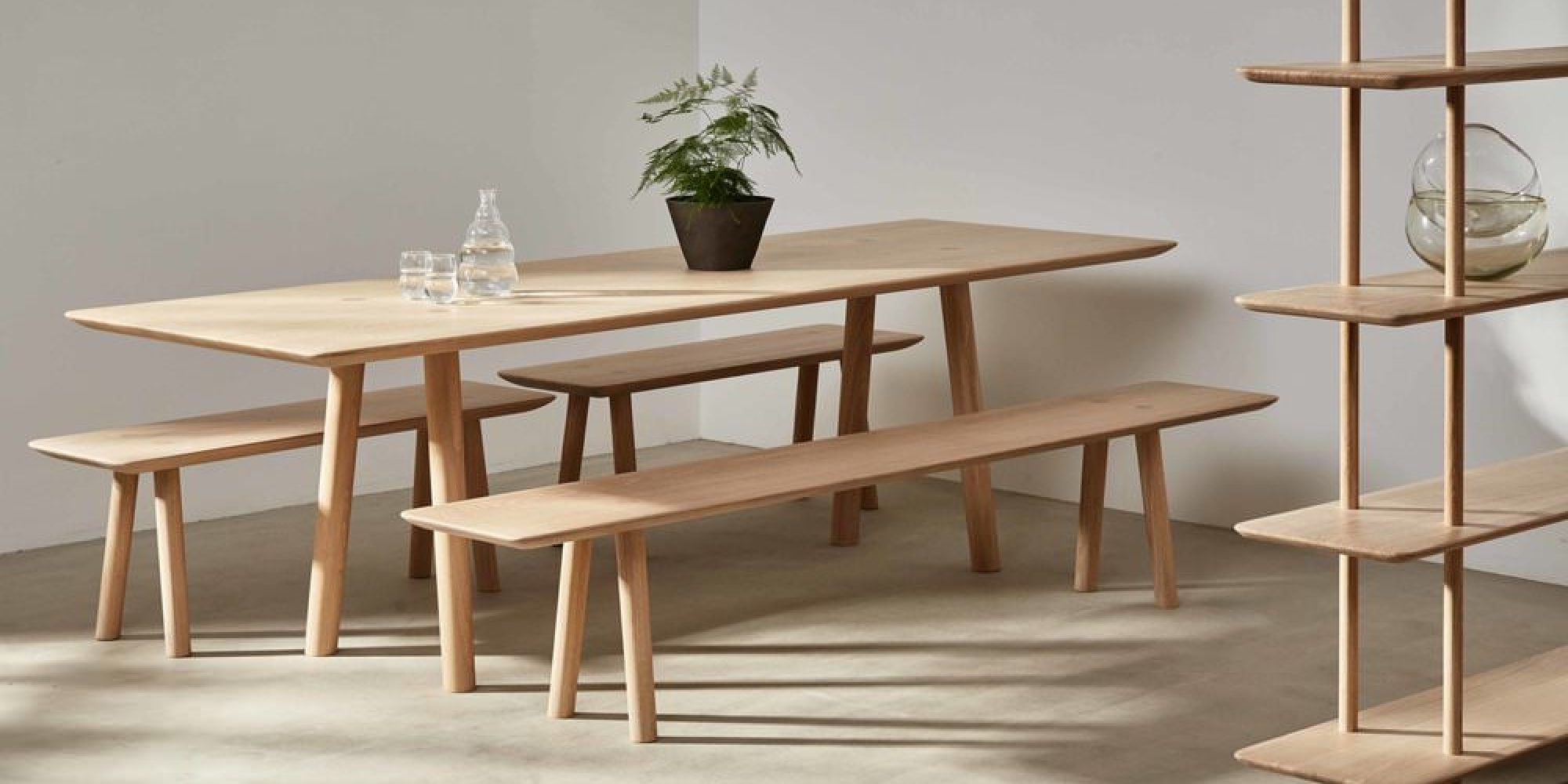Ovo Collection by Foster + Partners for Benchmark